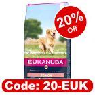 Eukanuba Senior Large & Giant Breed – Lamb & Rice