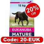 Eukanuba Thriving Mature Large Breed Chicken