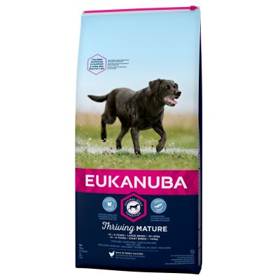 Eukanuba Thriving Mature Large Breed Kip Hondenvoer
