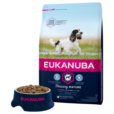 Eukanuba Thriving Mature Medium Breed Kylling