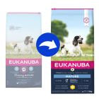 Eukanuba Thriving Mature Medium Breed Pollo Crocchette per cani