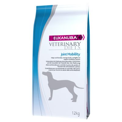 Eukanuba VETERINARY DIETS Joint Mobility pienso para perros