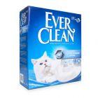 Ever Clean® Extra Strong -kissanhiekka, paakkuuntuva - hajustamaton