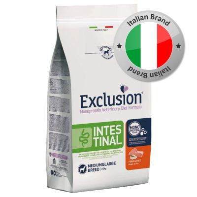 Exclusion Diet Intestinal Maiale & Riso
