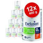 Exclusion Diet Intestinal 12 x 400 g