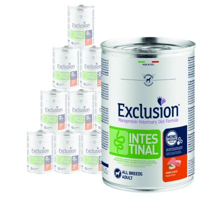 Exclusion Diet Intestinal 12 x 400 g