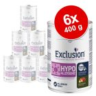 Exclusion Diet 6 x 400 g