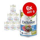 Exclusion Mediterraneo Adult  6 x 400 g