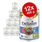 Exclusion Mediterraneo Adult 12 x 400 g