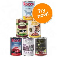 Exclusive Selection Premium Wet Dog Food