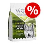Experimente já: Wolf of Wilderness Adult Soft & Strong 1 kg