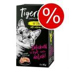 Extra lågt pris! Tigeria  24 x 85 g