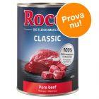 Extra lågt prova-på-pris! Rocco Classic 6 x 400 g hundfoder