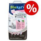Extra voordelig! Biokat's Diamond Care kattenbakvulling