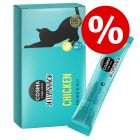 Extra voordelig! Cosma Jelly Snack 24 x 14 g Kat