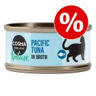 Extra voordelig! Cosma Nature 6 x 70 g