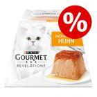 Extra voordelig! Gourmet Revelations Mousse Kattenvoer