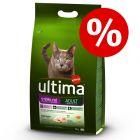 Extra voordelig! 7,5 kg Ultima droogvoer