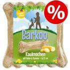 Extrapris! Barkoo Summer Edition tuggben med kyckling & banan