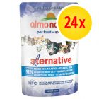 Fai scorta! Almo Nature HFC Alternative Buste 24 x 55 g
