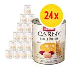Fai scorta! Animonda Carny Single Protein Adult 24 x 800 g