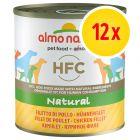Fai scorta! Almo Nature HFC 12 x 280/290 g