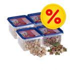 Fai scorta! DogMio snack per cani 4 x 1 kg
