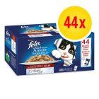 Fai scorta! Felix Le Ghiottonerie in gelatina 44 x 100 g