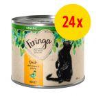 Fai scorta! Feringa Organic Adult 24 x 200 g