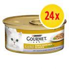 Fai scorta! Gourmet Gold Dadini in Salsa 24 x 85 g