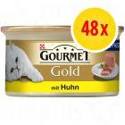Fai scorta! Gourmet Gold misto 48 x 85 g