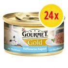 Fai scorta! Gourmet Gold Tortini 24 x 85 g