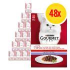 Fai scorta! Gourmet Mon Petit 48 x 50 g