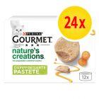 Fai scorta! Gourmet Nature's Creations Paté 24 x 85 g