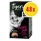 Fai scorta! 48 x 85 g Tigeria