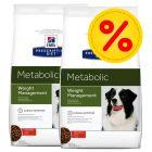Fai scorta! 2 x Hill's Prescription Diet secco per cani