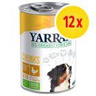Fai scorta! Yarrah Bio alimento biologico 12 x 400/405 g