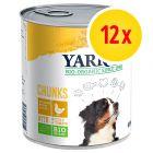 Fai scorta! Yarrah Bio alimento biologico 12 x 820 g