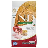 Farmina N&D Ancestral Grain Adult Cat Pollo e Melograno
