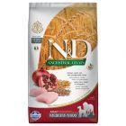 Farmina N&D Ancestral Grain Adult Medium & Maxi poulet, grenade