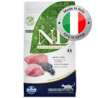 Farmina N&D Grain Free Adult Cat Agnello e Mirtilli