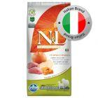 Farmina N&D Grain Free Adult Medium/Maxi Cinghiale, Zucca e Mela