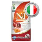 Farmina N&D Grain Free Pumpkin Adult Medium/Maxi Pollo, Zucca e Melograno
