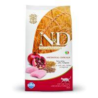 Farmina N&D Low Grain CAT Adult Chicken & Pomegranate