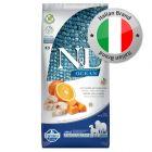 Farmina N&D Ocean Grain Free Adult Medium/Maxi Merluzzo, Zucca e Arancia