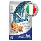 Farmina N&D Ocean Low Grain Adult Mini Merluzzo e Arancia