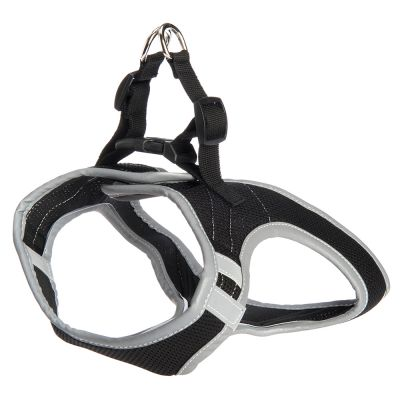 Feel Free Soft Dog Harness - Black