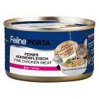Feline Porta 21 6 x 90 g en latas para gatos