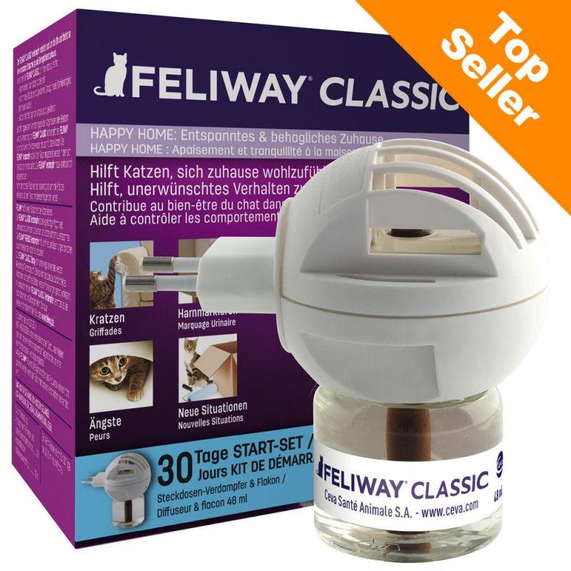 Feliway Classic doftavgivare med flaska 48 ml