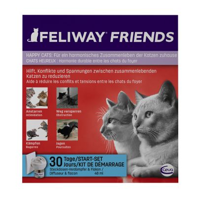 FELIWAY® Friends anticonflictos para gatos